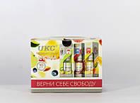 Жидкость без никотина для электронных сигарет UKC 10ml (в ассортименте)