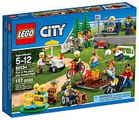 LEGO® City РАЗВЛЕЧЕНИЯ В ПАРКЕ ДЛЯ ЖИТЕЛЕЙ ГОРОДА 60134