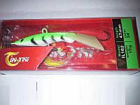 Балансир рыболовный IN TAI 15гр, 47мм,блесны, рыболовные снасти, товары для рыбалки