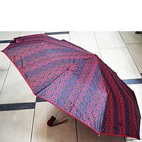 Зонт женский Узоры автомат, фото 1