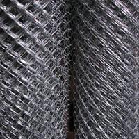 Сетка рабица 50х50х1,8мм без покрытия (черная)
