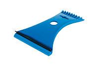 Скребок для удаления льда SK02 Пластмассовый с резинкой