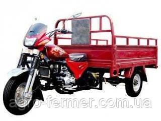 Грузовой мотоцикл FT 200 ZH
