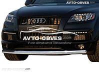 Нижняя защита бампера Audi Q7