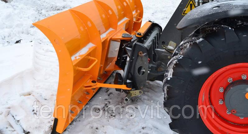Отвал снегоочистительный Case, фото 2