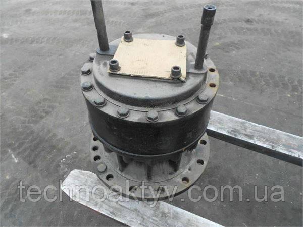 Редуктор поворота башни Поворотный редуктор  Опорно-поворотный круг (ОПУ) Cat 322, 320