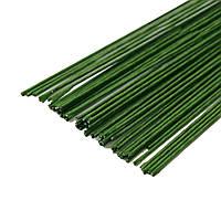 Проволока в обмотке Зелёная ∅0,7 мм