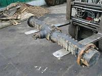 Приводные Мосты Benford Terex Sx 9000