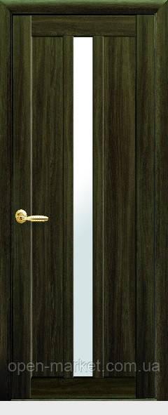 Модель Марти экошпон стекло межкомнатные двери, Николаев