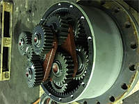 Понижающие Редукторы (Бортовые Редукторы) Bonfiglioli Transmital 718 C3H10F
