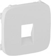 Лицевая панель аудио розетки белая 755365 Legrand Valena Allure