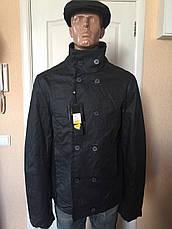 Куртка мужская черная демисезонная Италия Antony Morato, фото 2