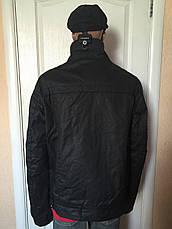 Куртка мужская черная демисезонная Италия Antony Morato, фото 3