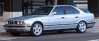 Автомобильный чехол Bmw 5 (E34) C 1988-1996 r