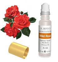 Композиция парфюмерная версия аромата Mademoiselle Ricci Nina Ricci нота Wild Rose - 15 мл
