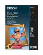 Бумага для фотопринтера Epson Glossy Photo Paper A4 20 л (C13S042538)