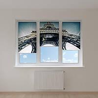 Рулонные шторы Эйфелева башня