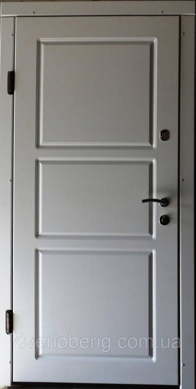 УЦЕНКА Входная дверь модель П5-200 белый супермат