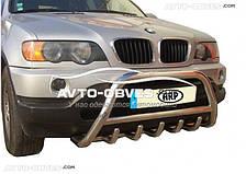 Кенгурятник BMW X5