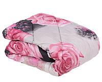 Теплое двухспальная одеяло с овечьи шерсти + бязь оптом и в разницу, фото 1
