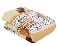 Качественное теплое одеяло с овечьей шерсти + бязь оптом и в разницу, фото 1