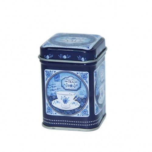"""Банка для хранения чая  """"Классический бленд"""" 25 гр."""