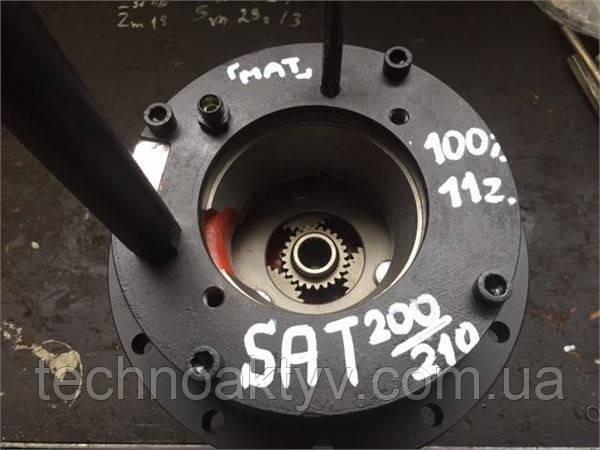 Редуктор поворота башни Поворотный редуктор  Опорно-поворотный круг (ОПУ) Liebherr 900 Litronic Sat 200/215