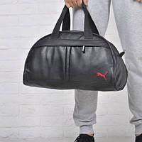 Спортивная сумка Puma красный лого