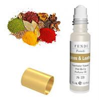 Fendi * Fendi (Spices & Leather) - 15 мл композит в роллоне