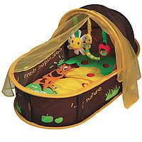Развивающий манеж-кровать Ludi Шоколад