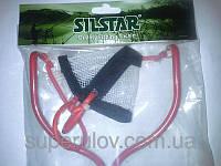 Рыболовная рогатка Silstar  8614 для заброса прикормки, рыболовные инструменты, товары для рыбалки
