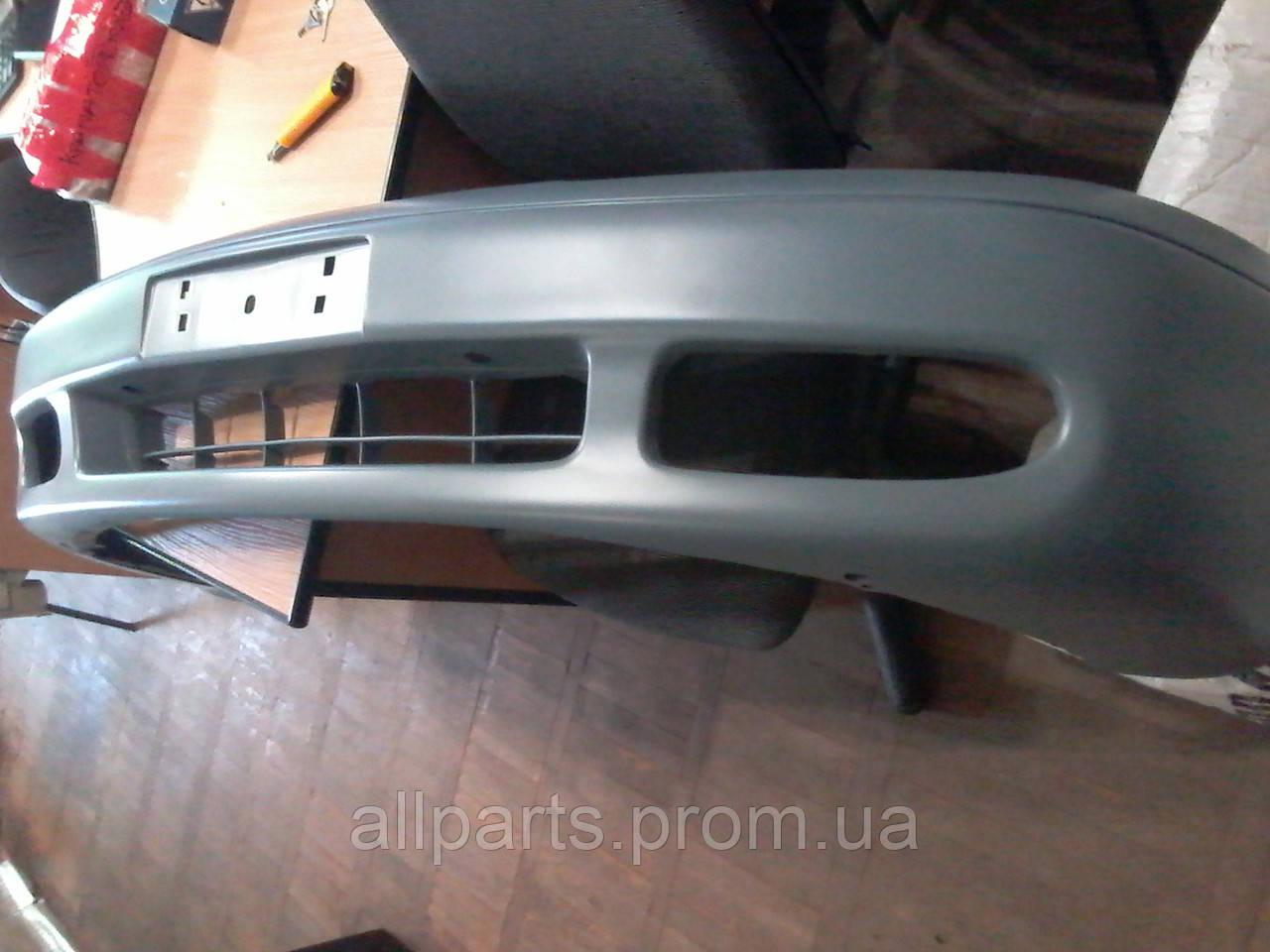Бампер передний, задний, усилитель и решетки