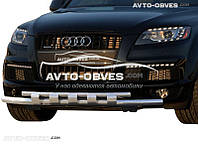 Защитная дуга передняя для Audi Q7 Эксклюзив!