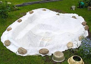 Геотекстиль ландшафтный,  100 г/м2 (2*165м), фото 2