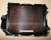 Радиатор вод.охлажд. МТЗ-80, Т-70 70У-1301.010 с дв. Д-240, 241 (4-х рядн.) (латунные бачки и серцевина)