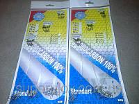 Поводок Predator Profi Standart (24шт) 16 кг флюорокарбоновый , товары для рыбалки