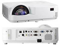 Проектор короткофокусный NEC M333XS (DLP, XGA, 3300 ANSI Lm) (60003974)