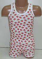 Комплект детского нижнего белья для девочки 1-2,3-4,5-6 лет