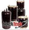 Пневморессора подвески без стакана 4158NP02 1T15MPW9-2 отверстия/воздух по центру, BLACKTECH, RML75269