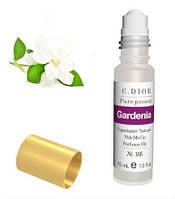 Pure poison * C. Dior (Gardenia) - 15 мл композит в роллоне