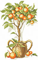 "Рукоделие и творчество ""Апельсиновое дерево"" (26х40см)"