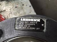Редуктор поворота башни Поворотный редуктор  Опорно-поворотный круг (ОПУ) Liebherr A316 - Sat 225/218 Редуктор Поворота, фото 1