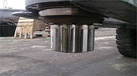 Редуктор поворота башни Поворотный редуктор  Опорно-поворотный круг (ОПУ) Lozysko I Reduktor Rh9, фото 1