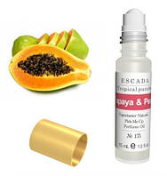 Tropical Punche * Escada (Papaya & Pear) - 15 мл композит в роллоне