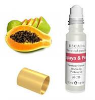 Парфюмерное масло (175) версия аромата Эскада Tropical Punche - 15 мл композит в роллоне