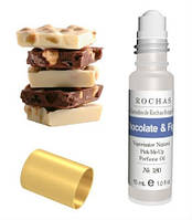 Парфюмерное масло (180) версия аромат Рошас Les Cascades de Rochas Songe d'Iris - 15 мл композит в роллоне, фото 1
