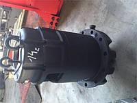 Редуктор поворота башни Поворотный редуктор  Опорно-поворотный круг (ОПУ) O&K Rh 4