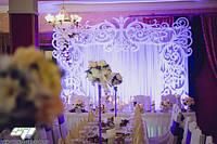 Свадебные аксессуары: свадебные арки, деревянные ширмы, монограммы, рамки, слова и буквы из пенопласта, дерева, фото 1