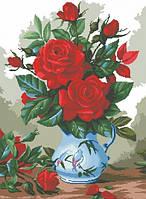 """Набор для творчества """"Красные розы"""""""