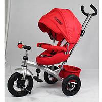 Велосипед трёхколёсный M 3194-1A красный